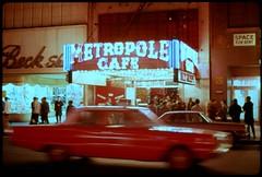 Metropole Cafe, NYC 1966 (KurtClark) Tags: newyorkcity ny 1966 dizzy metropolecafe gillespe