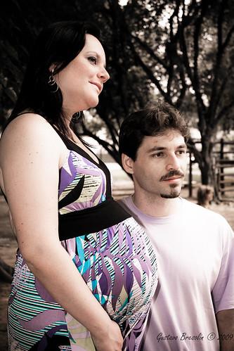 Taís (Lara) e Luciano