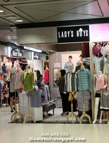lady boys shop
