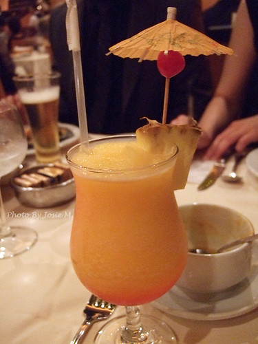virgin mango daiquiri