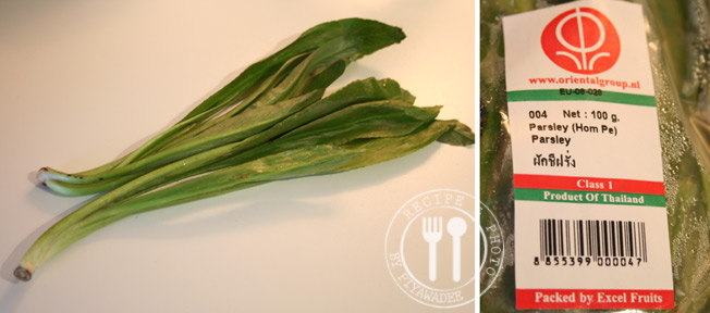 Thaise koriander - Pak chee farang