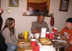 Thanksgiving16 (F Cortes) Tags: family color liz me familia sanantonio mom dad jessica joel jimmy adriana melissa thanksgivingday isabel gus 2009 chavez cortes
