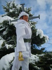 Atomic Man Snow Recon (atjoe1972) Tags: sea snow man mike scale vintage gijoe toys team air joe adventure land powers sixth atomic gi commander 6th hasbro adventurer atjoe1972