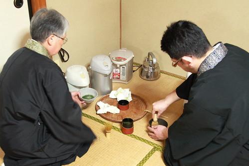 2010年 修正会(しゅしょうえ)