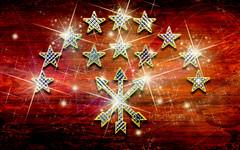 circassian (kadir_demirhan) Tags: wood light wallpaper colors star shine flag caucasus circassian adige kavkaz yldz parlak adiga cerkes duvarkad parlt cerkez erkez erkes cherkes ltl kabardey kaberdey kkafkas
