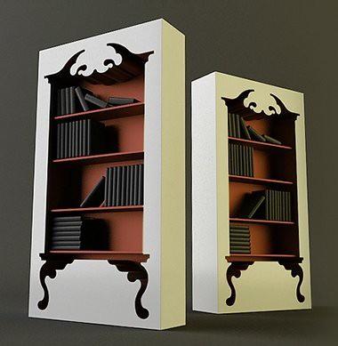 Bookshelf munkii-vintage-1