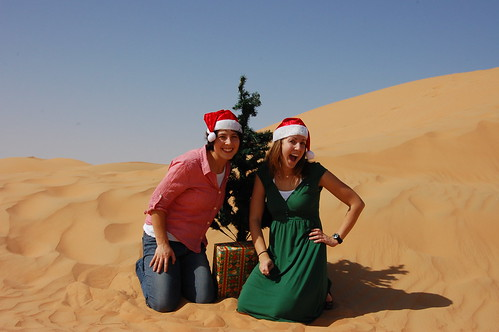 Christmas in the Mid East