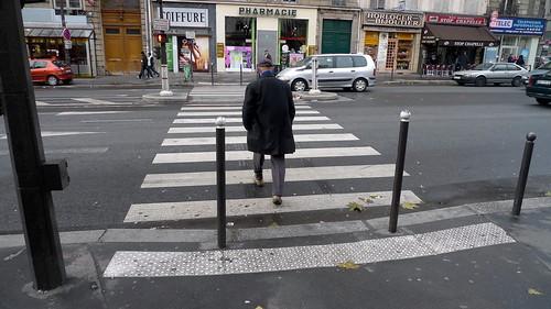 passage piétons (PARIS,FR75)