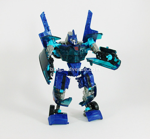 Transformers Jolt RotF Deluxe - modo robot custom