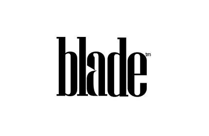 Diseño logo Blade