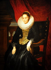 Portrait of a Lady, ca. 1620 () Tags: sf sanfrancisco camera city vacation portrait woman color art girl museum painting nikon sitting thecity muse landsend portraiture garota publicart museo mulheres frau 70300mm flemish mujeres fille oilpainting legionofhonor sfist artcollection  vandyck 1620 elizabethancollar portraitofalady  mze saofrancisco anthonyvandyck amgueddfa dyck californiapalaceofthelegionofhonor safni publicmuseum  d700  nikond700  flemishpainter  elizabethancolour
