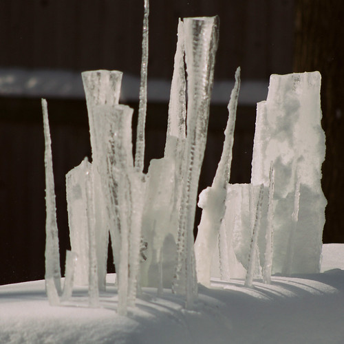 icicle sculpture