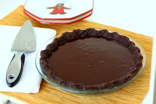 SMS: Peanut Butter Truffle Pie