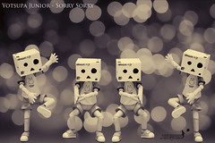 Yotsupa Junior (achew *Bokehmon*) Tags: yotsuba danbo danboard super junior music video dance comic amazon sony alpha a850