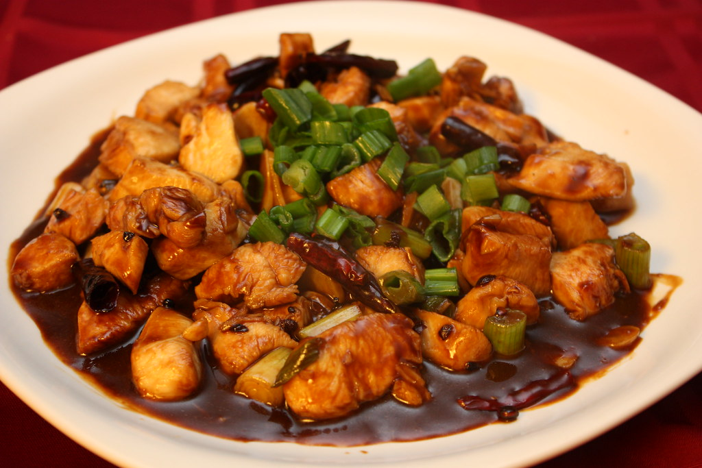 Kung Pao Chicken – The Seasoned Noob