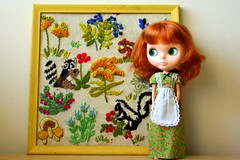 Gorie Loves Vintage Woodland Creatures & Flowers