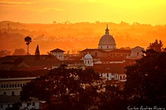 Super atardecer en Popayn (Carlos Andrs Rivera) Tags: pictures trip travel sunset vacation color tourism america de geotagged atardecer photography photo nikon colombia south carlos best fotos sur andres rivera calderon mejores cauca popayn carlosrivera d5000 carlosarivera