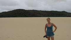 Te Paki Giant Sand Dune Meets Rainforest