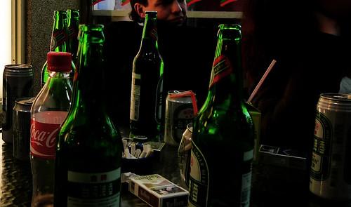 2010/01/23 Day 65 以最後一杯酒 作為終結...