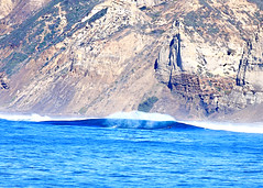 Blacks (Ocean Air Imagery) Tags: big surf waves ride sandiego tube barrel lajolla surfing surfboard blacks swell oceanairimagery oceanairimagerycom