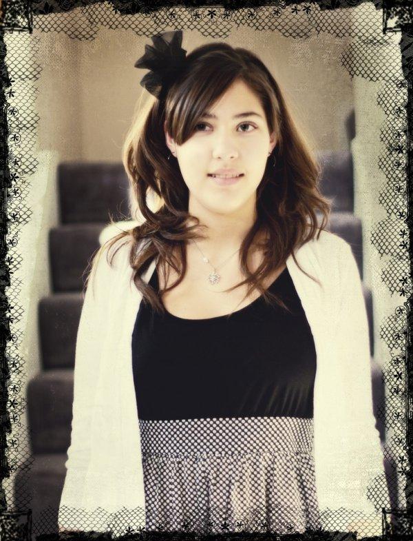 Nena's Freshman Pic 2