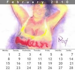 Feb Funbag Calendar