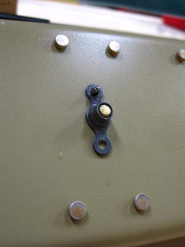 Anchor Nut for Bonding Strap