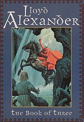 4341466543 fd3ec77645 m Top 100 Childrens Novels #18: The Book of Three by Lloyd Alexander