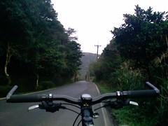 Speeding uphill