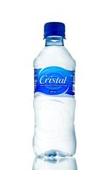 Agua Cristal (jpchavez) Tags: water bottle agua costarica publicidad product cristal botella photgraphy producto onelight advertsing vivitar285hv onestrobe jpchavez