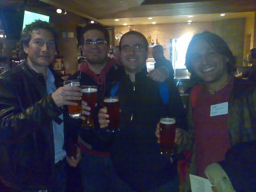 Al pub sotto la sede di Google a San Francisco