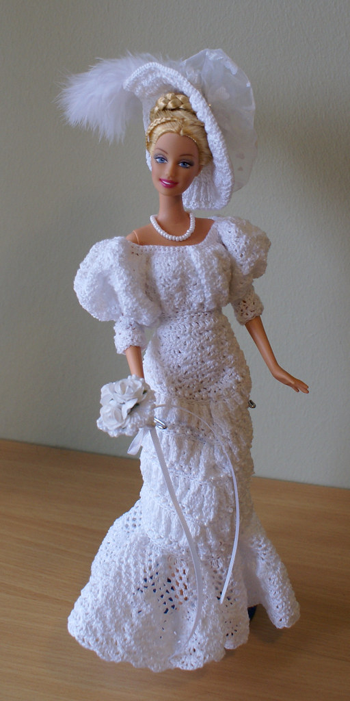 Nice Knitting Patterns For Barbie Doll Clothes Free Image Collection ...