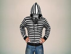El Rayado (EduardoEquis) Tags: horse white black blanco face lines animal caballo sweater negro cara zebra rostro lineas cebra suter