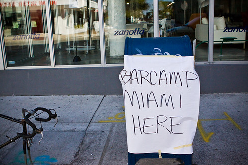 Barcamp Miami 2010