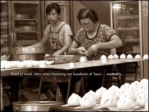 Making Hainan Pau
