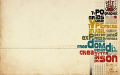 The Typographic Grid (for widescreen displays) (arnoKath) Tags: wallpaper color colour typewriter illustration poster grid typography graffiti design graphicdesign artwork colorful experimental ray graphic fat grunge letters cartoon retro font type lettering chubby typo oneletter tipografia glyph chunky typeface grungy cartoony typographie typedesign letterforms typografie typedesigner typespecimen patrickgriffin typographicgrid raylarabie canadatype typodermic fontsinusemeposa fontsinusechapter11 type:typeface=meposa type:typeface=chapter11