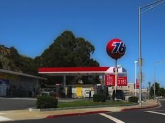 Union 76 (Minale Tattersfield Roadside Retail) Tags: signs design pumps garage totem
