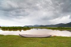 20091231 Paraty 050 (blogmulo) Tags: reveillon brazil rio brasil paraty clouds bay janeiro ar parati canoe viajes shore bahia nubes canoa 2010 tavel orilla blogmulo