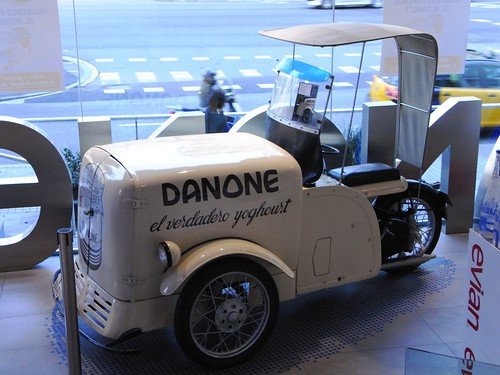 ShowRoom Danone en Barcelona