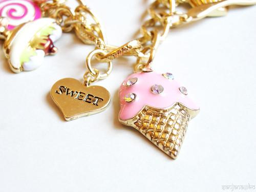 candy shop charm bracelet 5