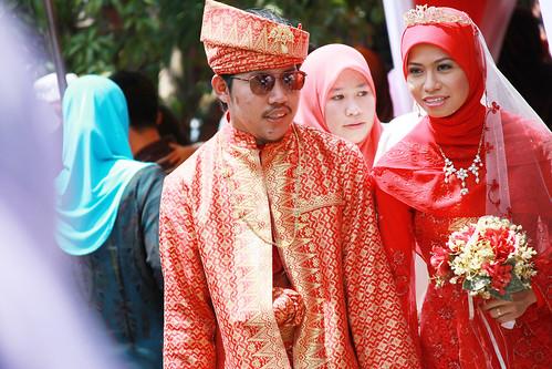 Mohd Azizi&Nur Amanina