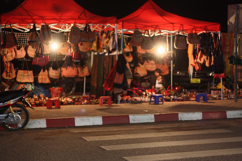 Vientiane Night Markets