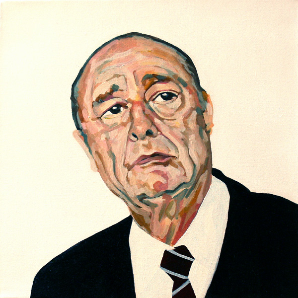 Chirac by Robin Clare
