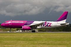 HA-LPF - 1834 - Wizzair - Luton - 070625 - Steven Gray - CRW_2273