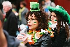St Patricks Day Dublin 2010 (Anthony Cronin) Tags: ireland dublin green film st analog 35mm samba patrick ishootfilm chicas celtic stpatrick ac apug shamrock stpatricksday sexywomen 2010 konicaautoreflextc streetparty brazilia honeys saintpatricksday paddysday march17 march17th kissmeimirish dubliners dublinstreet dublinstreets allrightsreserved dublinlife streetsofdublin irishphotography patricksdayparade lifeindublin filmisnotdeaditjustsmellsfunny irishstreetphotography hexanonlens streethoneys dublinstreetphotography streetphotographydublin anthonycronin 031710 livingindublin insidedublin livinginireland streetphotographyireland streetsamba 17032010 170310 03172010 brazilianinireland expiredfujicolor200 fujicolor200superia photangoirl