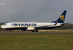 EI-DAX - 33557 - Ryanair - Boeing 737-8AS - Luton - 070309 - Steven Gray - CRW_4682