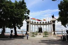 Waterfront of Guayaquil (Houston Marsh) Tags: travel vacation holiday southamerica bike bicycle cycling ecuador tour cycle touring biketour vagabond