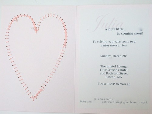invitation, inside