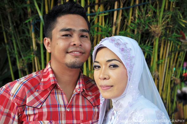 Faiz & Norhasni (Tunang)