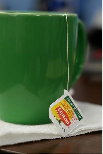 tea tag